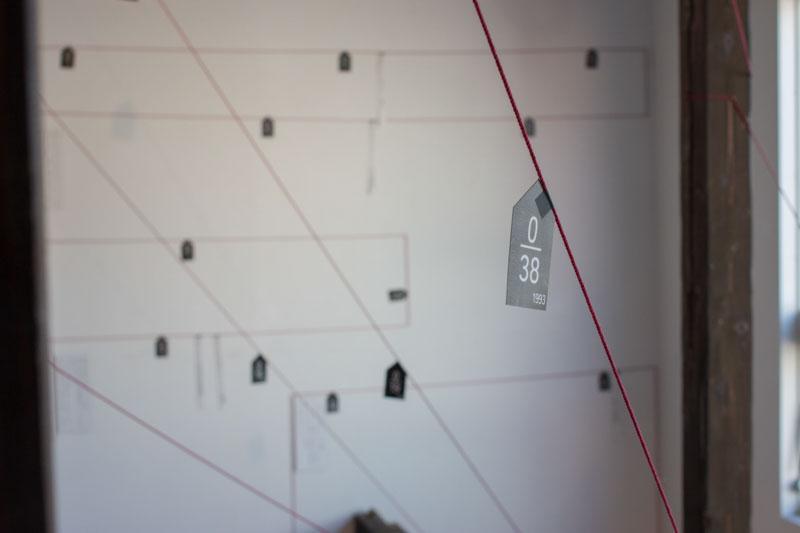 HAGISO5周年記念企画展「5/63」